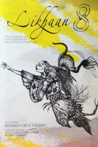 Likhaan 8 Cover