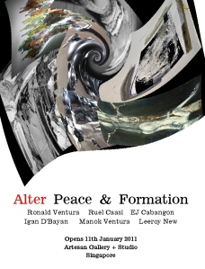 Alter Piece & Formation