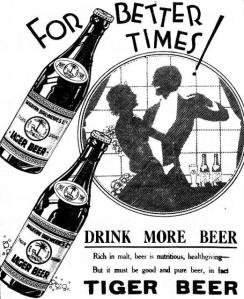 tiger-beer-advert-1933