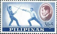Rizal stamp