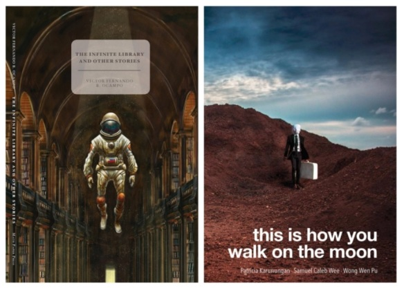infinite walk on the moon